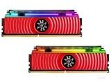 威刚XPG-龙耀D80 16GB(2×8GB)DDR4 4133 RGB液冷灯条