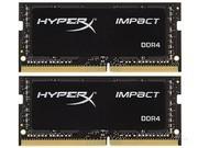 金士顿 骇客神条Impact 64GB(2×32GB)DDR4 3200