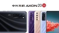 中兴AXON 20(8GB/128GB/全网通/5G版/至尊版)官方图4