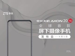 中興AXON 20(全網通/5G版)