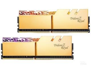 芝奇皇家戟 16GB(2×8GB)DDR4 3600(F4-3600C18D-16GTRG)