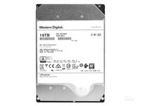 西部数据 16TB HC550 SATA6Gb/s 512M(WUH721816ALE6L4)