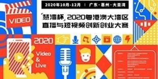 慧湾杯·粤港澳大湾区直播与短视频创新创业大赛