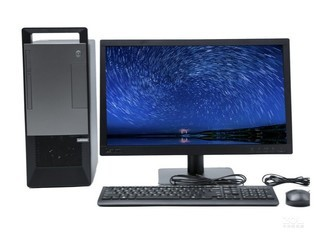 联想扬天T4900v(i3 9100/4GB/256GB/集显/23LCD)
