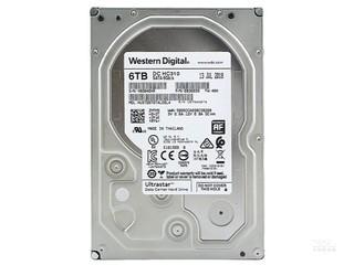 西部数据新金盘 6TB 7200转 256M SATA3(HUS726T6TALE6L4)