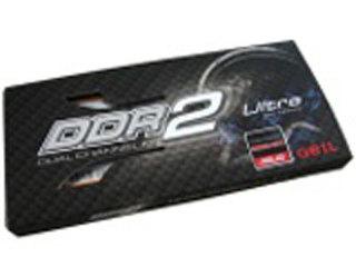 金邦超频板Ultra Low Latency 2GB(PC2-8000/DDR2 1000)