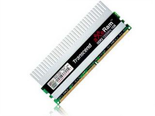 创见1GB DDR2 1200 aXeRam
