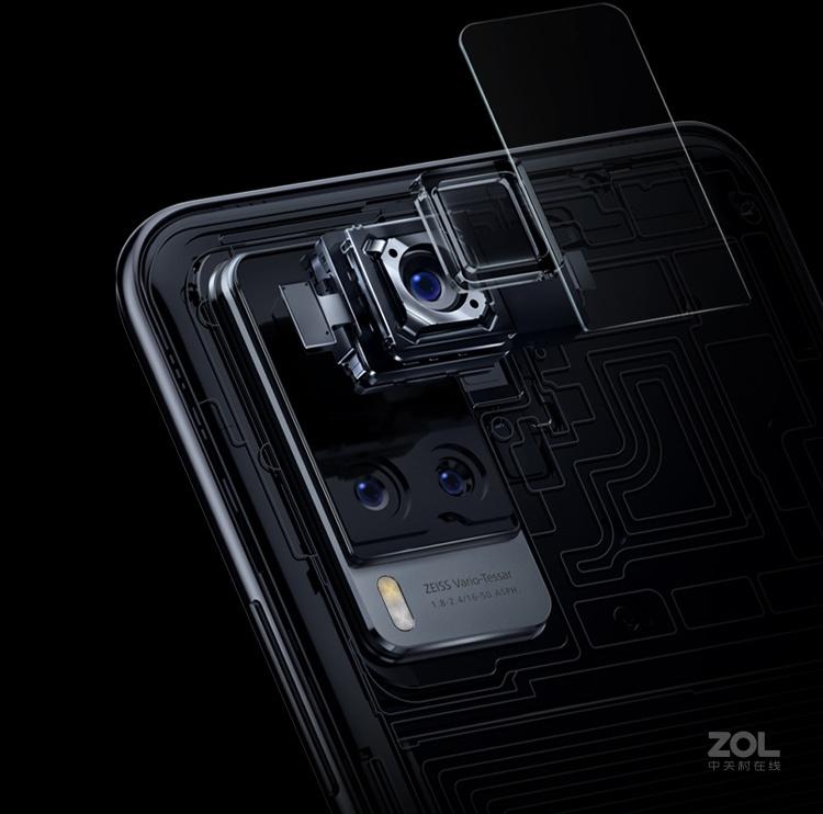 vivo X60(8GB/128GB/全网通/5G版)评测图解产品亮点图片11