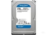 西部数据 蓝盘 2TB 7200转 256MB SATA3(WD20EZBX)