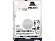西部数据 黑盘 500GB 7200转 64MB SATA3(WD5000LPSX)