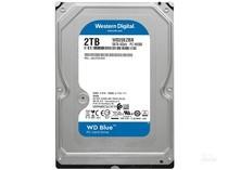 西部数据蓝盘 2TB 7200转 256MB SATA3