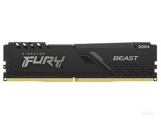 金士顿FURY Beast 8GB DDR4 2666(HX426C16FB3/8)