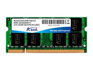 威刚2GB DDR2 667(笔记本)