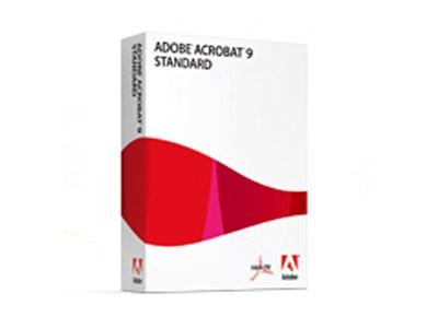 Adobe Acrobat 9.0 Standard for Windows(中文)