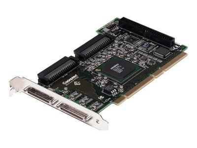 全新原装 Adaptec 39160 SCSI卡 160M/S PCI-X  外双通道