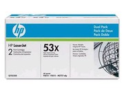 HP 53X(Q7553X)(双包装)