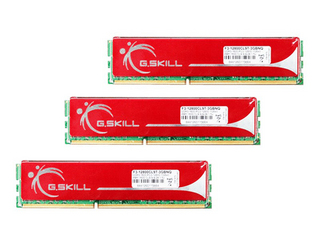 芝奇6GB DDR3 1600(F3-12800CL9T-6GBNQ)