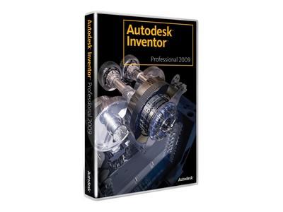 Autodesk Inventor Professional 2009