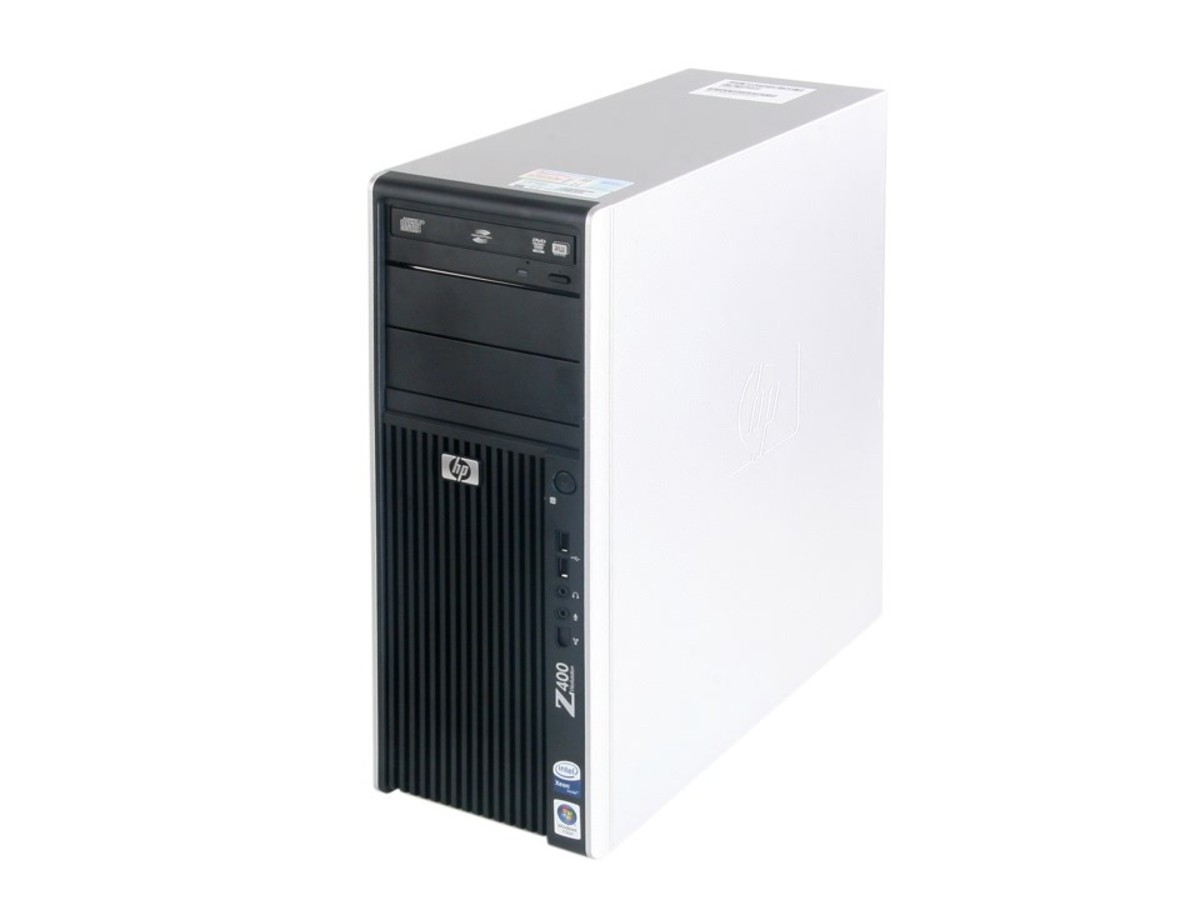 【高清图】惠普(hp)HP Z400(Xeon W3505/2GB/320GB) 图7-ZOL中关村在线