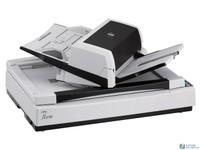 富士通6750s平板馈式二合一高速扫描仪