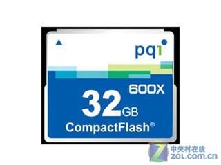 PQI CF卡 600x(32GB)