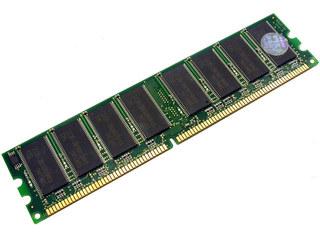 三星1GB DDRII400(金条)
