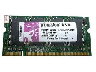 金士顿1GB DDR 333(笔记本)