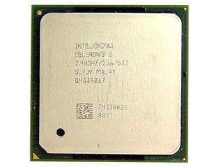 Intel 赛扬D 320 2.4G(散)