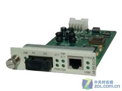 瑞斯康达 RC112-GE-S1光纤收发器千兆单模双纤全新原装、质保3年