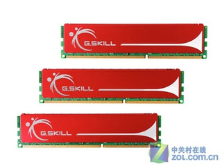 芝奇6GB DDR3 1600(F3-12800CL9D-6GBNQ)