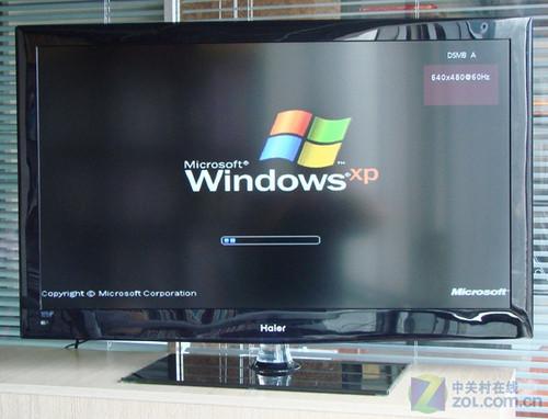 内置win7 模卡LED电视网络功能再升级
