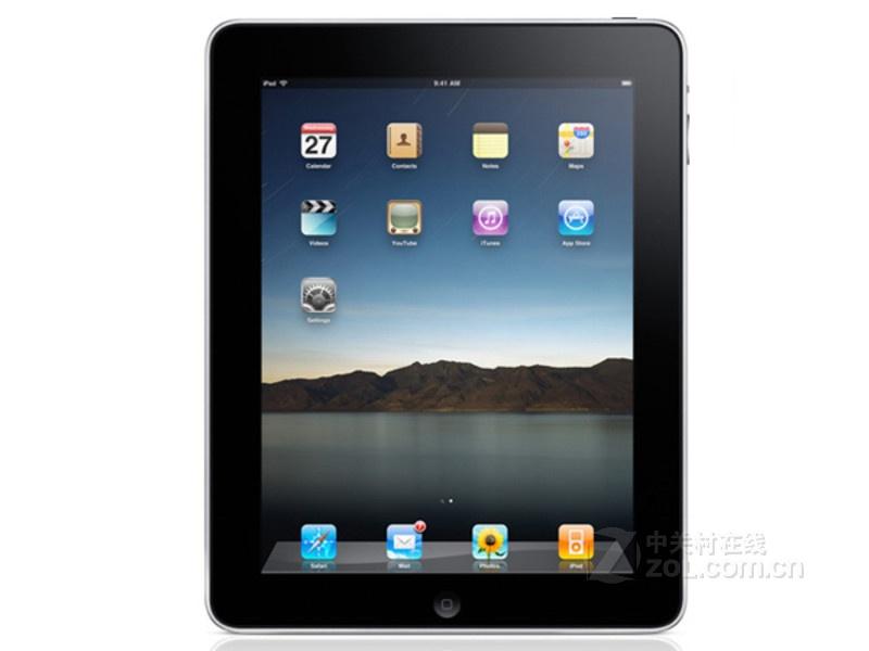 苹果iPad(64GB/WIFI+3G版)整体外观图