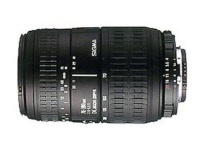 适马 70-300mm f/4-5.6 DG MACRO(佳能卡口)