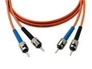 AMP ST光纤跳线2105058-1