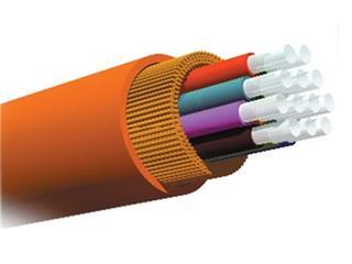 AMP 室内用紧套管型光缆1664024-6