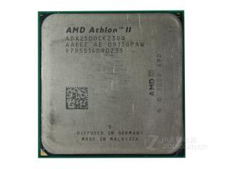 AMD 速龙II X2 250(盒)