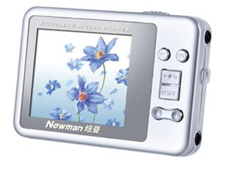 纽曼影音王M890T(256MB)