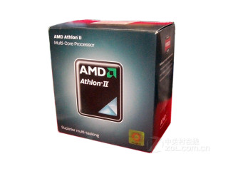 AMD 速龙II X3 400e(盒)