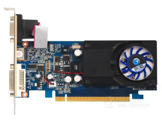 影驰Geforce 210战斗版X1 V20