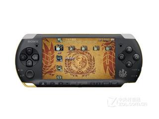 索尼PSP-3000 怪物猎人3限量版