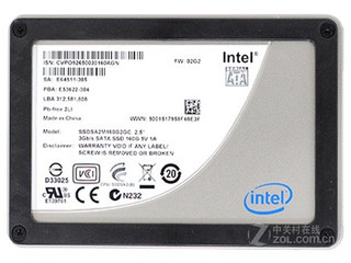 Intel X25-M G2 34nm(160GB)