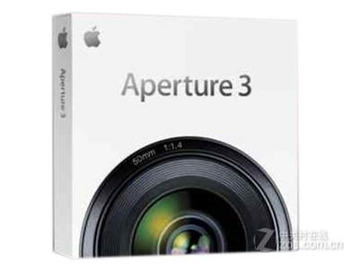 苹果 Aperture 3