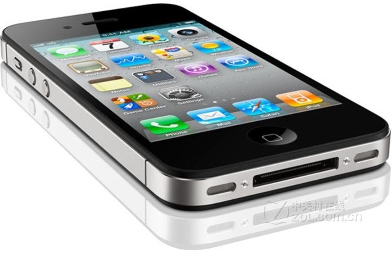 苹果iPhone 4(32GB/C网)整体外观图