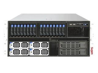 曙光天阔I950r-G(Xeon E7540*8/16GB/2*146GB/SAS卡)