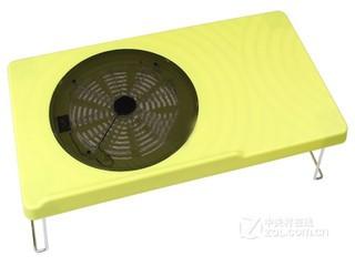 九州风神E-DESK 笔记本散热桌(绿色)