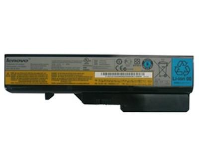 联想 G460/G560/V360/Z460/Z560 6芯锂电池(黑色)