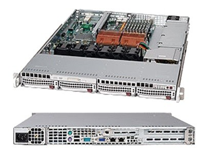 超微 SC815S-560V