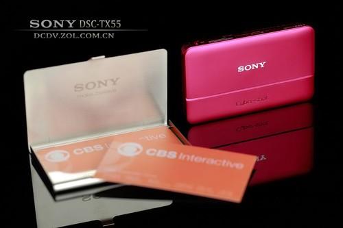 12.2毫米超轻薄卡片DC 索尼TX55详细评测