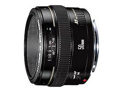 佳能EF 50mm f/1.4 USM