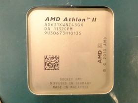 AMD 速龙II X4 631(盒)